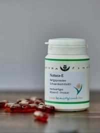 Natura E Schwarzkümmelöl Vitamin E